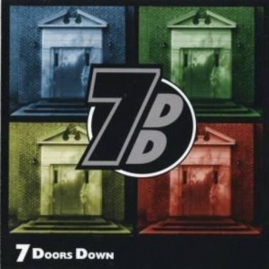 CD - 7 DOORS DOWN