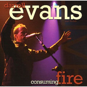 CD - DARRELL EVANS - CONSUMING FIRE