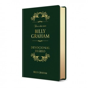 DIA A DIA COM BILLY GRAHAM - LUXO