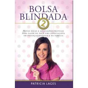 BOLSA BLINDADA - VOL. 2 - PATRICIA LAGES