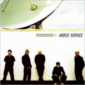 CD - DELIRIOUS - WORLD SERVICE
